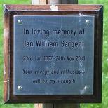 Ian William Sargent