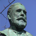 Sir Sydney H Waterlow - Highgate statue