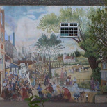 Somers Town Mural