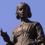 Florence Nightingale - statue