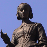 Florence Nightingale - statue