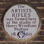 Artist Rifles