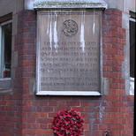St George's School WW1 memorial