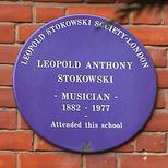 St Marylebone School - Stokowski