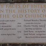 Old Church Garden - facts