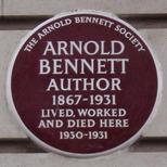 Arnold Bennett - NW1