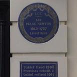 Newton in Jermyn Street
