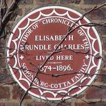 Elizabeth Rundle Charles