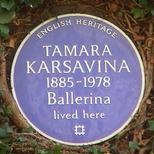 Tamara Karsavina