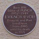 E. V. Knox & Punch