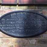 Sir Henry Cole - NW3