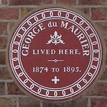 George du Maurier - NW3