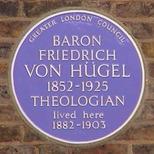 Baron Friedrich von Hügel