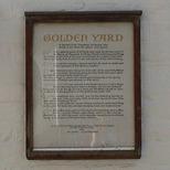 Golden Yard