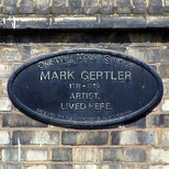 Mark Gertler - NW3
