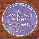 D. H. Lawrence - Hampstead