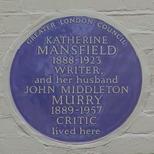 Katherine Mansfield & J.M. Murry