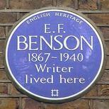 E. F. Benson