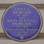 Junius & John Morgan