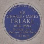 Sir C J Freake