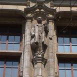 V&A façade - Charles Barry