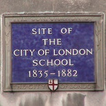 City of London School - EC2