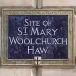 St Mary Woolchurch