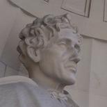 Sir John Soane statue