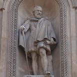 Myddelton statue - EC3