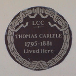 Thomas Carlyle - WC1