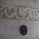 St James's Theatre - Olivier relief