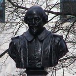 Shakespeare's bust - EC2
