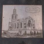 St Mary Aldermanbury & Churchill