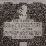 Evan Evans Bevan