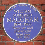 W S Maugham