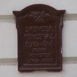 Spencer Perceval - WC2