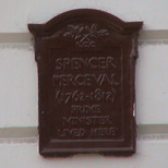 Spencer Perceval - WC2