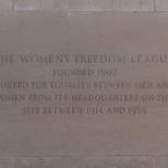 Women's Freedom League