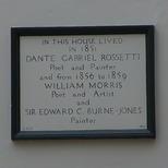 Rossetti, Morris and Burne-Jones