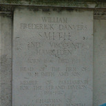 W. H. Smiths - WC2