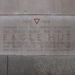 Eagle Hut - WW1