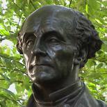 John Stuart Mill statue