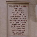 William Charles Niblett