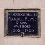 Samuel Pepys - EC4