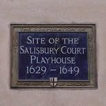 Salisbury Court Playhouse