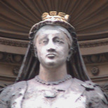 Temple Bar memorial - Victoria