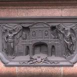 Temple Bar memorial