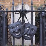 Grimaldi's grave