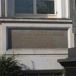 Victoria Foundation stone