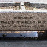 Philip Twells horse trough